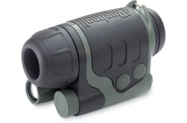 Bushnell night vision monocular scope demo