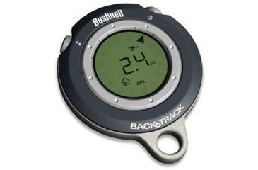 Bushnell BackTrack Personal Locator GPS w/Compass, Tech Gray, US Version - Factory DEMO