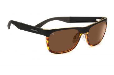 3e2251cd6a0e Serengeti Volterra Sunglasses - Shiny Copper Stripe Frame, Drivers Lenses  7591