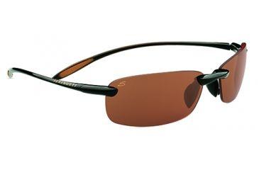 5fc96fd94848 Serengeti Luca Progressive Prescription Sunglasses, Shiny Brown Frame-7803PR