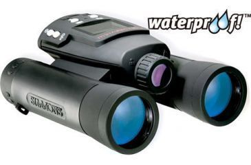 Simmons CaptureView 8x30 2MP LCD Screen Waterproof Digital Camera Binoculars 822220
