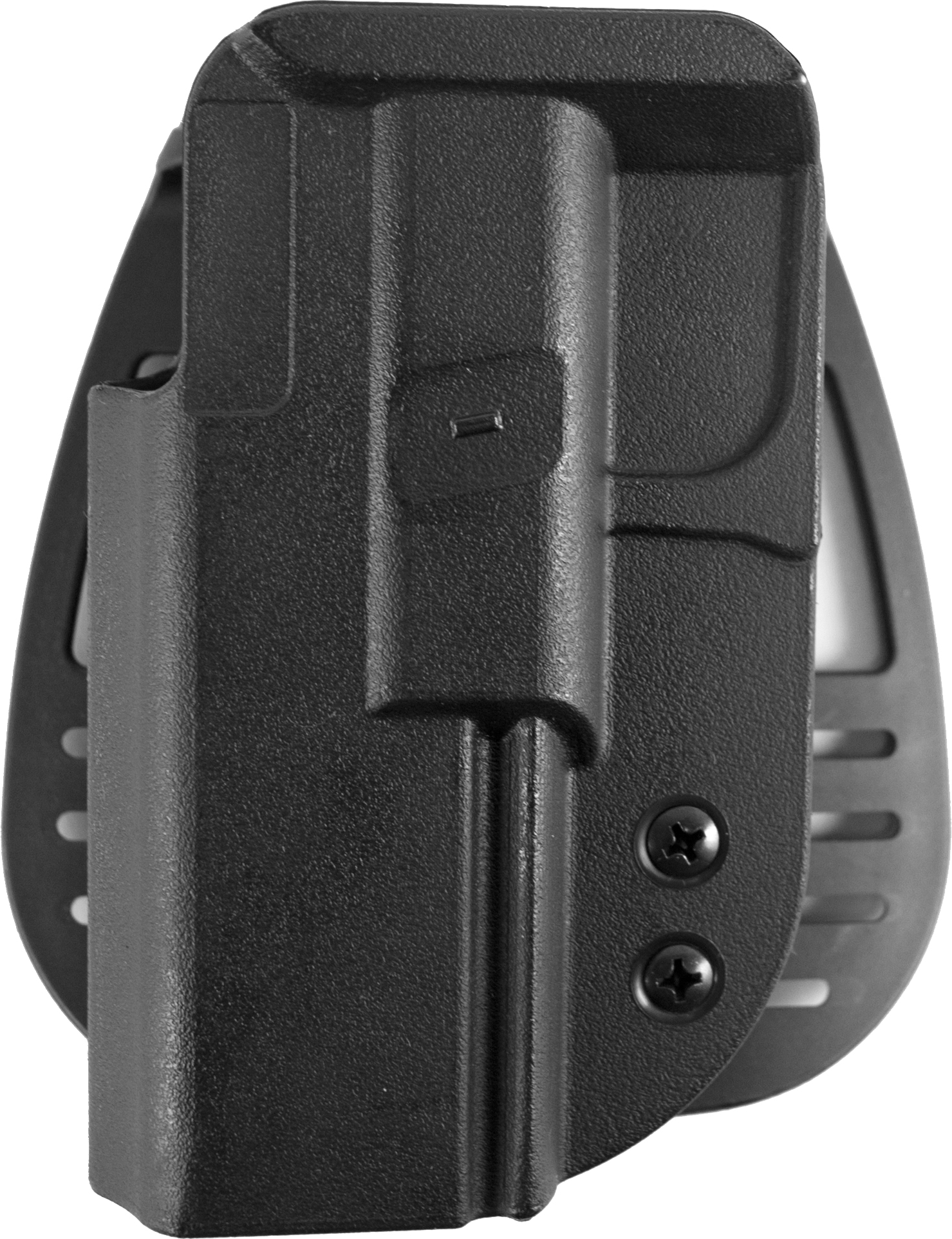 Uncle Mike's Kydex Open Top Paddle Holster Glock 17, 19, 22, 23 5421
